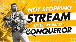 Season 17 Conqueror Push Day 3 Let's GOO | PUBG Mobile | Mr Spike