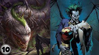 Top 10 Dark Alternate Versions Of The Joker
