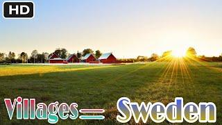 Beautiful Tourist Places In Sweden | Natural Country In Sweden | Top 10 Places To Visit In The World