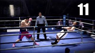 Fight Night Fridays   Top 10 Rank Legacy Mode?   Fight Night Champion