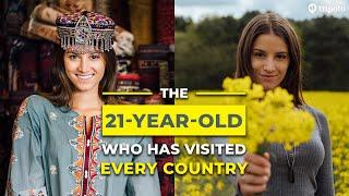 This Girl Is The YOUNGEST PERSON To Visit EVERY COUNTRY On Earth | @Lexie Limitless | Tripoto