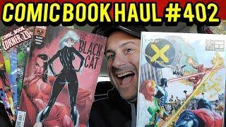 Spider Slayer's Comic Book Haul #402   NEW COMIC BOOKS 12-06-19