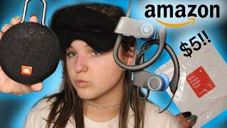 Top 10 Things That I've Ordered From Amazon | YOU NEED THESE | Ashlyn Burns