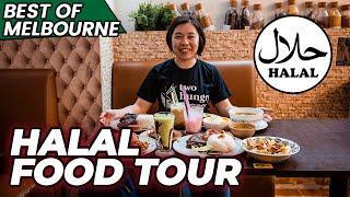TOP 5 HALAL RESTAURANTS IN MELBOURNE CBD | Melbourne Food Guide