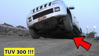 "Top 10 Power Of Mahindra ""TUV 300"" |  River Crossing Off-road Capabilities ! !"