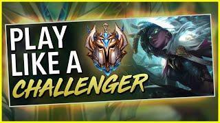 RANK 1 CHALLENGER SENNA SUPPORT GUIDE - League of Legends