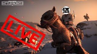 Star Wars Battlefront 2 || PlayStation Live||Rip EA!