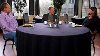 Sting and AJ Styles disagree about the six-sided ring: WWE Table for 3 sneak peek
