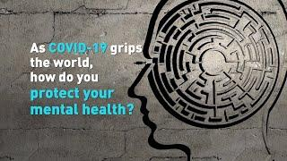 Protecting mental health in a pandemic