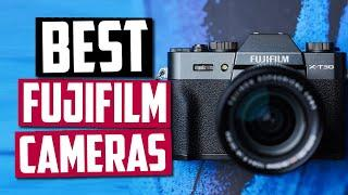 Best Fujifilm Cameras in 2020 [Top 5 Travel/DSLR/Mirrorless Picks]