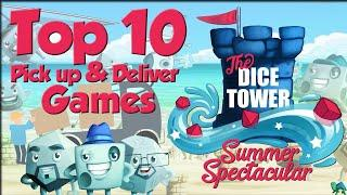 Top 10 Pick up and Delivery Games (Featuring Sam, Zee,& Tom)