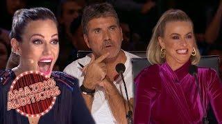 Top 10 Acoustic Singers On Got Talent, Idols and X Factor   Amazing Auditions