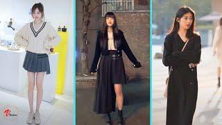 Mejores Street Fashion Tik Tok Ep.64 | Douyin China | Chinese Girls Are Beautiful | Viable Fashion