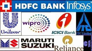 Top 10 Companies In India | #companies | Top 10 Of Everything #38 | Top 10 Video | #Top10OfEverythin