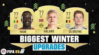 FIFA 20 | BIGGEST WINTER UPGRADES!