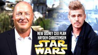 New Disney CEO Plan To Bring Back Hayden Christensen! (Star Wars Explained)