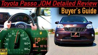 Toyota Passo Detailed Review, Pakistan | Best JDM Compact Car in 2020?