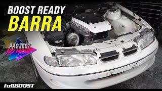 Budget Barra Holden project car   NOMANG ep05   fullBOOST