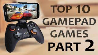 2020 Top 10 best Android Games compatible with Bluetooth gamepad Controller Support android ios