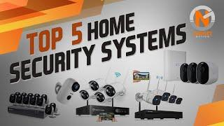 Top 5 Home Security Systems 2020