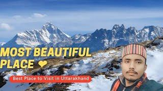Top 10 Place to Visit in Uttarakhand | Uttarakhand Tourism in India | Most Beautiful Place in UK