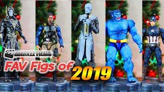 My Favorite Figures of 2019