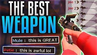 [TF2] The BEST Secondary Weapon In Team Fortress?!