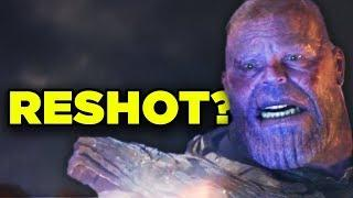 Avengers Endgame Thanos vs Captain Marvel Explained! | Inside Marvel