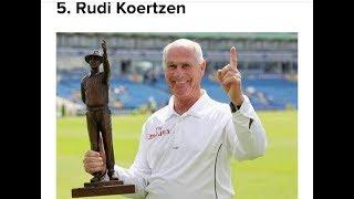 Top 10 Best Umpire in All Time Cricket History