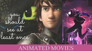 Top 10 animated movies 2020 - Family movies in English.