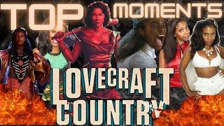 Top 10 Lovecraft Country Moments!