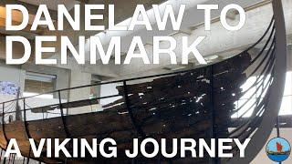 DANELAW TO DENMARK // Vikings Anglo-Saxons History Documentary