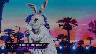 Group Performance: 'On Top Of The World' by Imagine Dragons | THE MASKED SINGER | SEASON 1