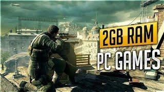 Top 10 Games For Pc With 2 Gb Ram||Low End Pc||Cpu Core 2 Duo No Graphic Card Needed