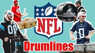 Every NFL Drumline Ranked WORST - BEST