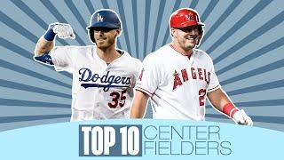 Top 10 Center Fielders in MLB for 2020 | MLB Top Players (Where did Mike Trout land?)