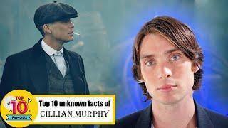 Top 10 Interesting Facts of Cillian Murphy