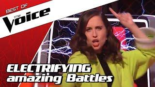 TOP 10 | SHOCKING BATTLES in The Voice