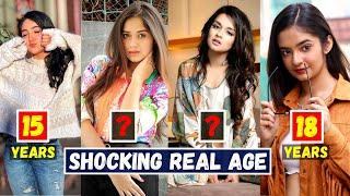 Shocking Age of Top 10 Youngest Actresses | Grown Up Tv Actress Real age | Ashnoor Kaur, Avneet Kaur