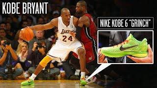 Sneaker Expert Breaks Down the NBA's 9 Greatest Sneakers Ever | Game Points | GQ Sports