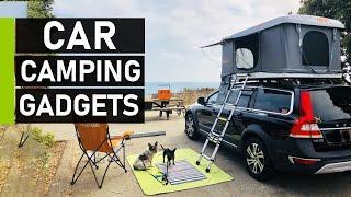 Top 10 Car Camping Essential Gear