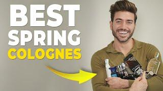 BEST SPRING COLOGNES FOR MEN 2020   Top 5 Men's Fragrances   Alex Costa