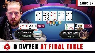 Steve O'Dwyer getting BLUFFED ♠️ Stadium Series 2020 - Final tables ♠️ PokerStars Global