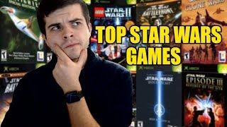 Ranking Every Star Wars Game Worst to Best! (Tier List)