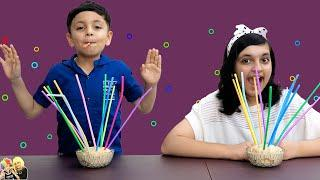 6 TYPES OF CHALLENGES | AAYU vs PIHU | Funny Challenges Blindfolded | Aayu and Pihu Show