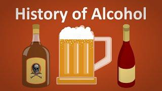 The History of Alcohol