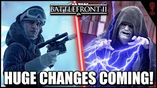 HUGE Changes Are Coming To Star Wars Battlefront 2!