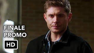 """Supernatural 15x08 Promo """"Our Father, Who Aren't In Heaven"""" (HD) Mid-Season Finale"""
