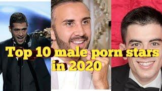 Top 10 male porn stars in the world 2020