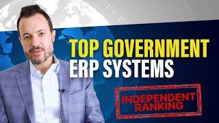 Top 10 Government ERP Systems | Best Government, Non-Profit, and Public Sector Software
